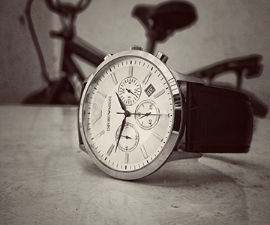 Picture for category Strap Watch