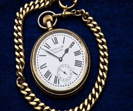 Picture for category Golden Watch