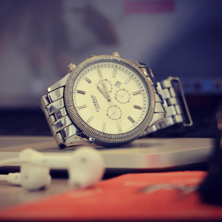 women chain watch